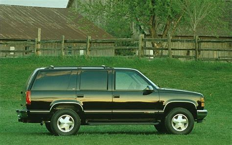 electric and cars manual 1995 gmc yukon user handbook used 1995 gmc yukon for sale pricing features edmunds