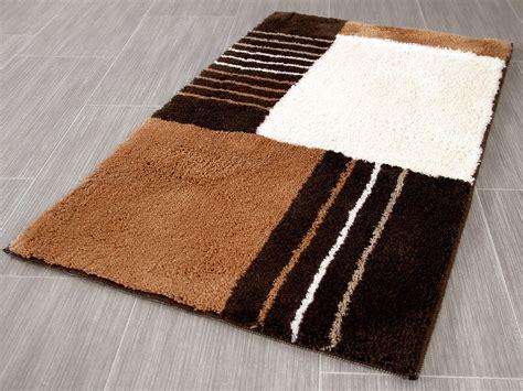 badteppich modern pacific badteppich jemo beige braun modern abverkauf