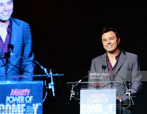 seth macfarlane variety show variety s 3rd annual power of comedy event presented by