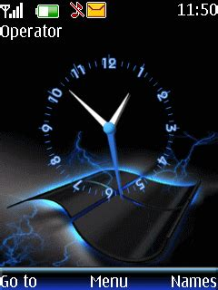 nokia 6300 themes clock animated animated swf windows clock 2700 classic 2720 fold 2730