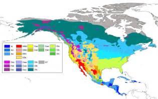 koppen climate map america