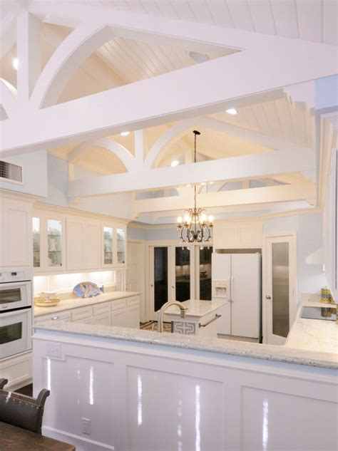 House Plans With Vaulted Ceilings what species and grade of wood are the trusses made of