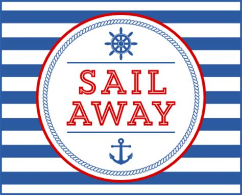 free nautical printables and more printabelle