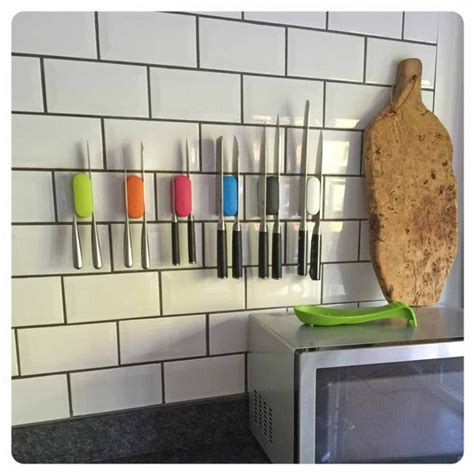 Messerhalter Wand by Magnetleiste Messerhalter Wand Messerblock Magnetisch 35mm