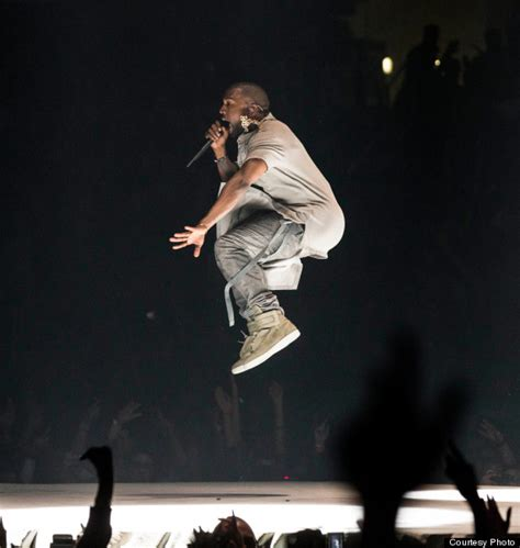 'Don't Even Listen To Me': Kanye's Yeezus Tour Triumphs In