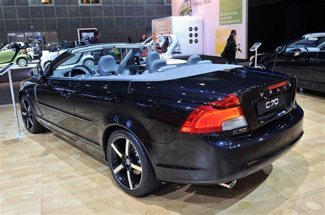 volvo contemplating  luxury coupe autoblog
