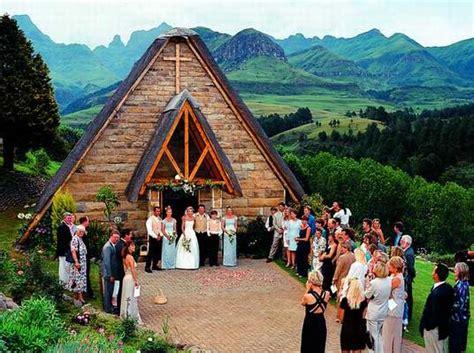 Drakensberg Wedding venues and wedding packages