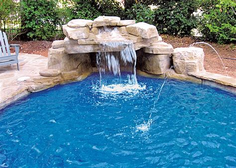 pool designs with waterfalls 10 stunning contemporary private pool waterfalls ideas