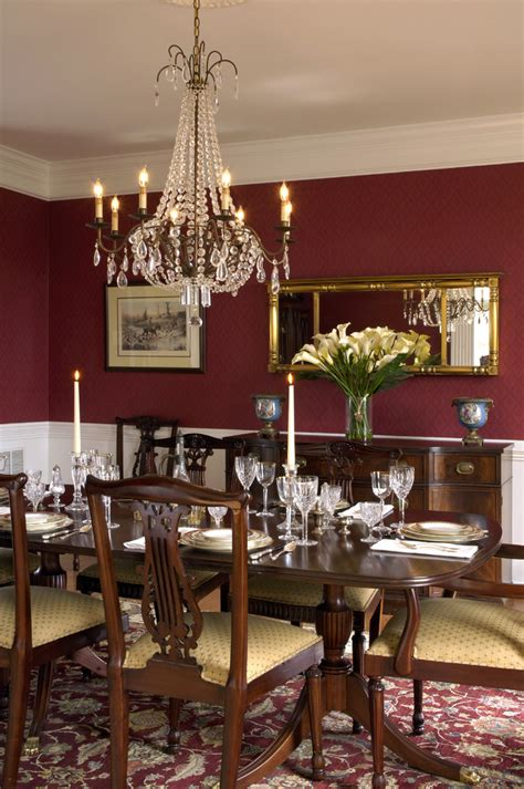 Traditional Dining Rooms by Create An Dining Room With 3 Easy Steps From The