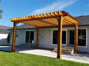 wooden pergola kit the big kahuna solar ready pergola kit wood pergola kit