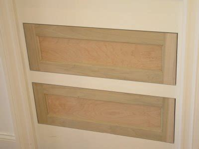 custom drawer fronts a concord carpenter