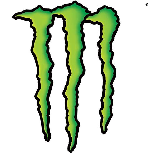 monster energy tattoo designs energy logo y10 digital paintiing