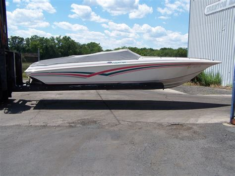 fountain boats for sale on craigslist fountain new and used boats for sale