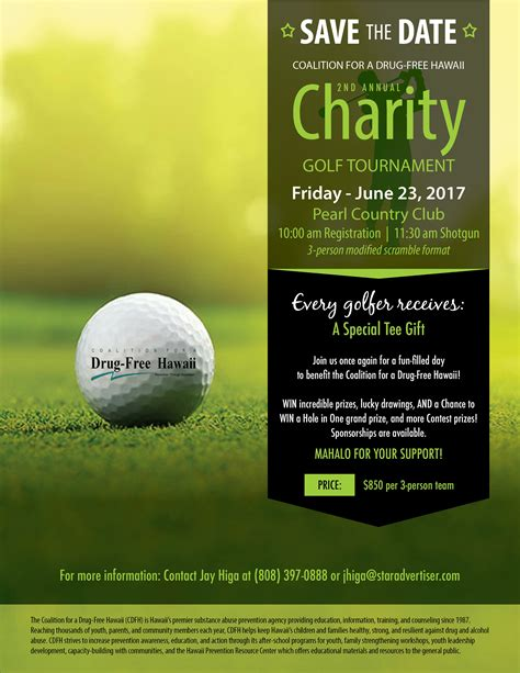 Free Gifts For Golf Tournaments Gift Ftempo Golf Tournament Save The Date Template