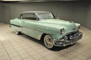 1953 Chevrolet Belair For Sale 1953 Chevrolet Bel Air 2 Door Hardtop Barrett Jackson