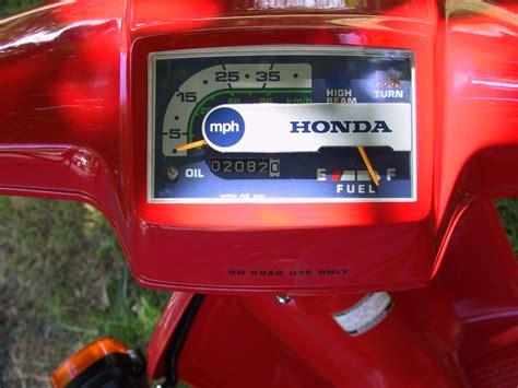 honda spree value honda spree motor scooter guide