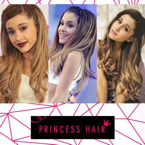 does ariana grande have a weave ariana grande s hair hair extensions blog hair
