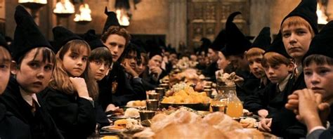 harry potter dinner do it today harry potter day the kenyon thrill