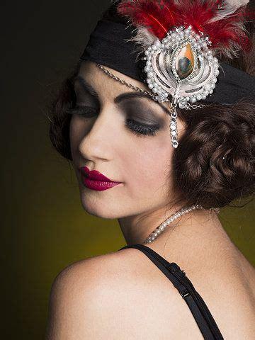 roarin 20s makeup inspired by the roaring twenties dc on heels