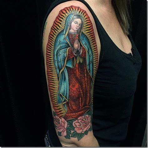 imagenes de virgen de guadalupe para tatuajes asombrosos tatuajes de la virgen de guadalupe la neta