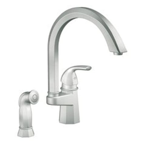 moen showhouse kitchen faucet moen showhouse felicity s741csl one handle high arc