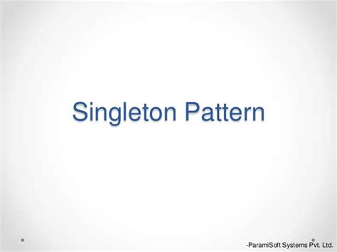 net singleton pattern design pattern abstract factory singleton