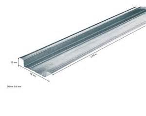 hutprofil knauf hutprofil knauf 98x15 mm bei hornbach kaufen