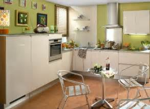Easy Kitchen Decorating Ideas by Clean And Simple Kitchen Design To Fit Your Home