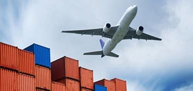 international air freight my cms
