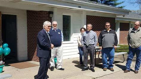 Alton Winnelson Plumbing by Spero Family Services Holds Open House Of Remodeled Youth Homes The Shoppers Weekly