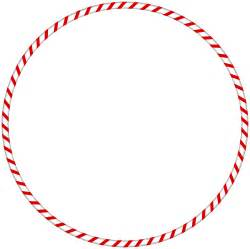 christmas png candy cane spearmint round border frame