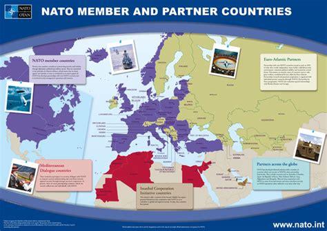 nato  nato member  partner countries  jun