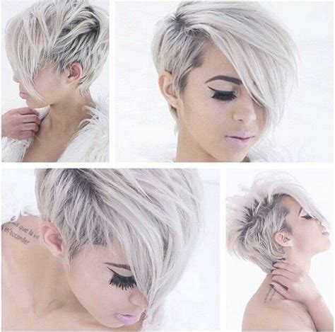 tomboyish front fringes 17 images about short hair on pinterest shaved sides
