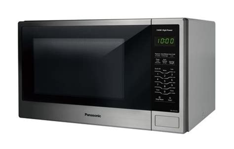 Walmart Countertop Microwave Ovens by Panasonic 1 3 Cu Ft Countertop Microwave Oven Walmart Ca