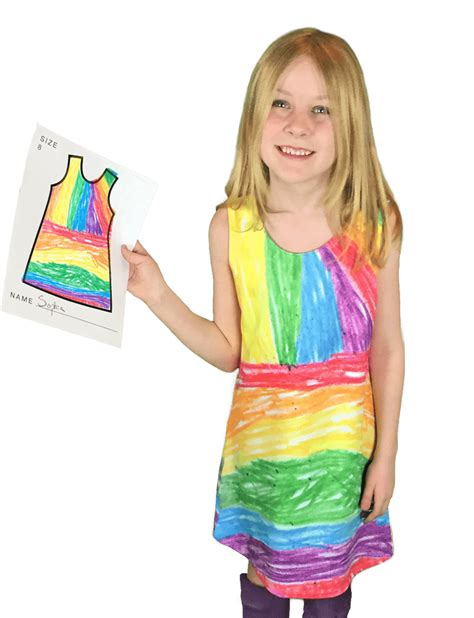 how do you design a children s apparel brand s office turn kids drawings into clothes be a fun mum
