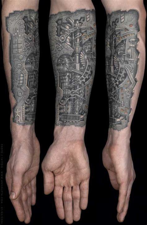 biomechanical tattoo anil gupta giger would be proud bioephemera com