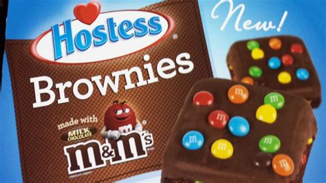 Original Melt Brownie these new hostess m m s and way brownies will melt
