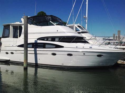 carver boats for sale new york carver 466 motor yacht boats for sale in new york