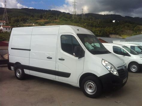 opel movano used opel movano furg 243 n l2h2 panel vans year 2016 price