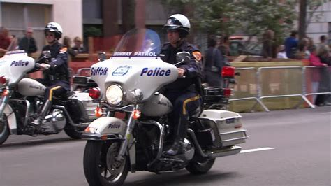 Motorrad Polizei Usa by Steubenparade New York City Usa Rm 381 641 345
