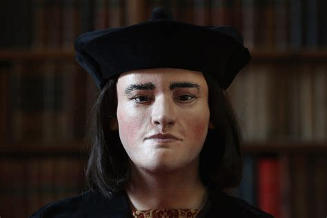 king richard king richard iii revealed 3d plastic model unveiled