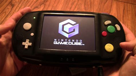 emulator handheld console gamecube portable