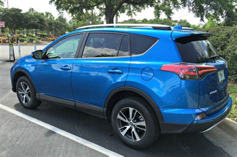 The Toyota Rav4 Traveling With The Family Friendly Toyota Rav4