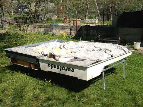 carrello tenda eurotenda carrello tenda marca eurotenda modello oys400 come si monta