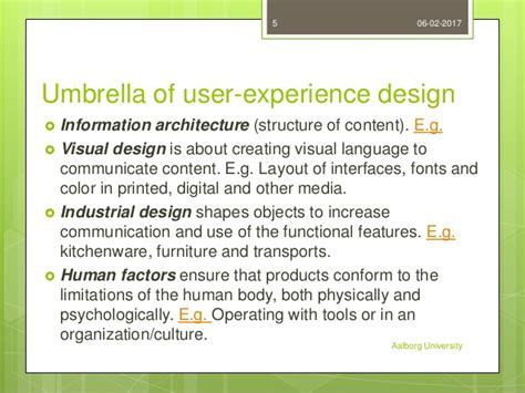 four different layout features to enhance communication session id1 lecture 1 what is interaction design