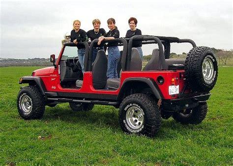 Custom 4 Door Jeep Custom 4 Door Jeep Wrangler Conversion By Whatajeep Rad