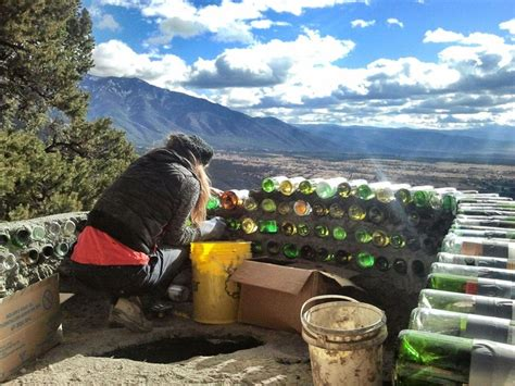 could an earthship biotecture save the world top secret 17 best images about bottle wall on pinterest empty wine