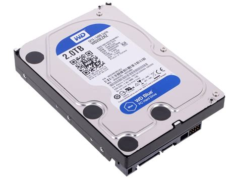 Wd Caviar Blue 2tb Hd Hdd Hardisk Disk 35 Pc western digital drive sata best electronic 2017