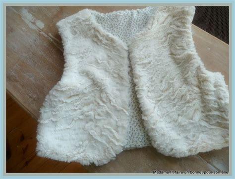 sewing pattern gilet tuto gilet sans manche enfant couture enfants