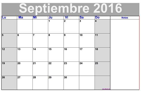calendario de pago ahu setiembre 2016 calendario de septiembre 2016 para imprimir calendars